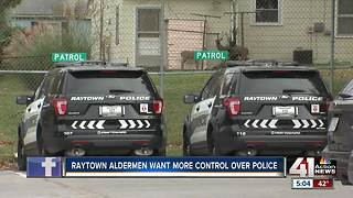 Battle continues over Raytown Police Department as budget cuts go into effect - Video