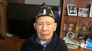 Chinese American World War II Vets Recognized 75 Years Later