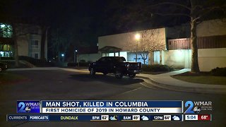 Man killed in suspected drug related shooting outside Columbia banquet hall