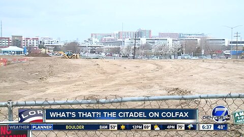 What's That? The Citadel on Colfax