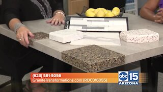How to make home remodeling SIMPLE with Granite Transformations of North Phoenix