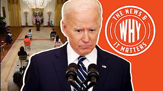 'SCARY TO WATCH': Biden FINALLY Holds His FIRST News Conference | Ep 744