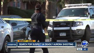 Woman dead, another injured in Aurora shooting early Saturday morning - Video