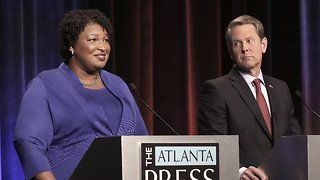 Abrams Won't Accept Kemp's Victory Claim In Georgia Governor Race - Video