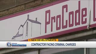 Contractor charged with theft after allegedly failing to start remodel - Video