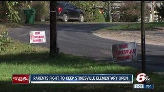 Parents fight to keep Zionsville elementary school - Video