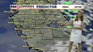 FORECAST: Pleasant Thursday, Weekend Rain Chance - Video