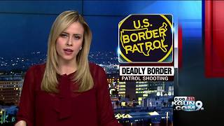 Man fatally shot following assault on Border Patrol agent, several agencies investigating - Video