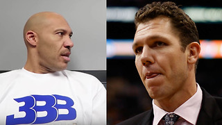 LaVar Ball WANTS Luke Walton's Coaching Job on the Lakers - Video