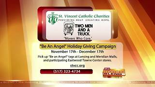 St. Vincent Catholic Charities - 11/07/17 - Video