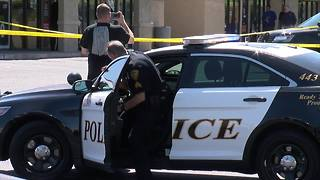 RAW VIDEO: Police investigating officer-involved shooting at Grant/Alvernon - Video