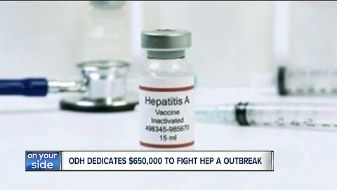 As hepatitis A outbreak grows, state of Ohio offers help to local health departments