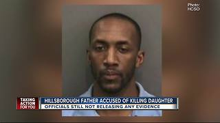 Father to face judge for murder of daughter