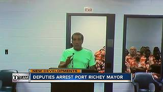 Port Richey Mayor Dale Massad charged with domestic battery