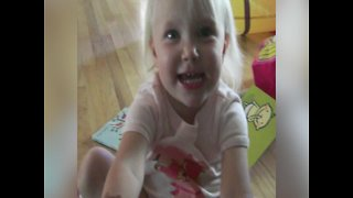 This Little Girl is a Comedian-in-Training! - Video