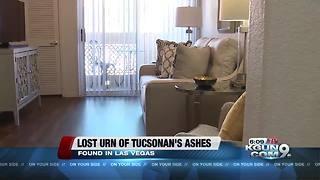 Business needs your help reuniting missing urn with relatives - Video