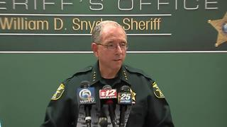 Sheriff discusses human trafficking case