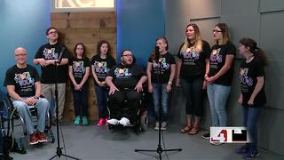 #KINDKC: The Whole Person Tota Voces Choir - Video