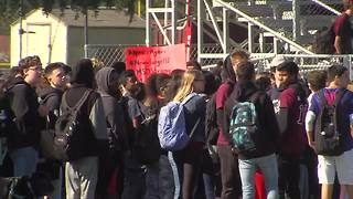 Stoneman Douglas students walkout - Video