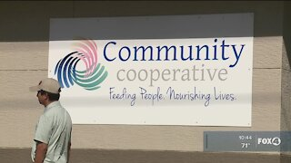 Community Cooperative shares Thanksgiving meals