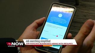 Job searching simplified - Video