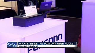 Foxconn shows off innovative technology at open house - Video