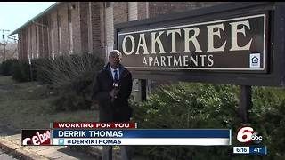 Demolition ordered for Far Eastside's troubled Oaktree Apartments - Video
