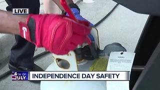 Independence Day safety tips - Video