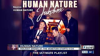 Human Nature Performs on Midday - Video