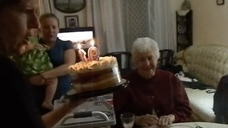 She Ruined Grandma's Birthday! - Video