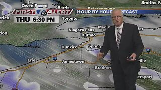 Lake Effect Snow returns to the region