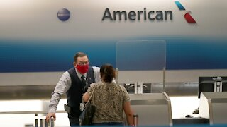 Thousands Of Airline Workers Furloughed As Government Aid Expires