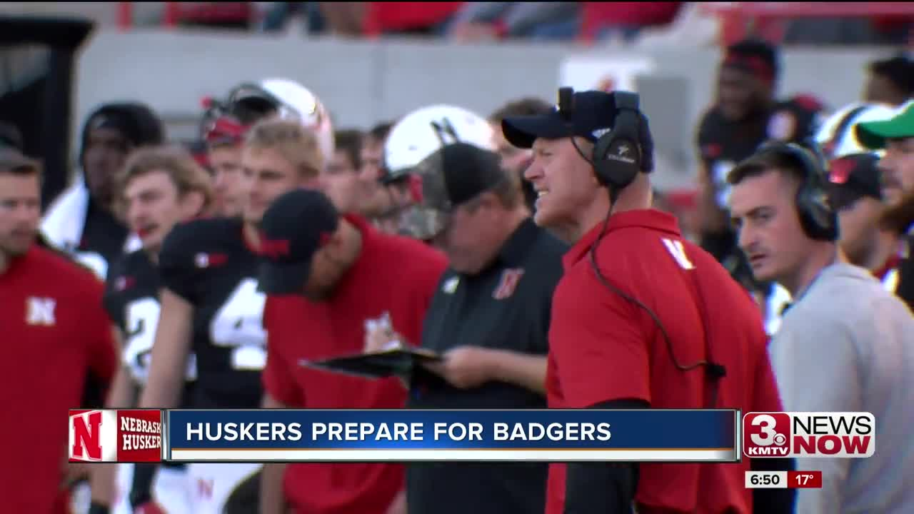 Sports debrief: Huskers prepare for Badgers