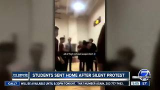 Students suspended for protesting during school's pledge at Victory Preparatory Academy - Video