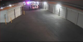 Henderson police release body cam, security footage from shooting involving an officer