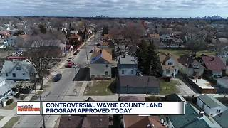Despite 'red flags,' Wayne County commission approves land deal
