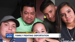 Ohio family fighting deportation - Video