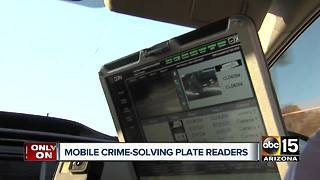 License plate recognition aiding in Valley law enforcement - Video