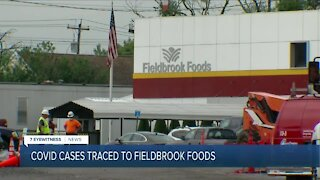 24 new cases of COVID reported at Fieldbrook Foods in Dunkirk