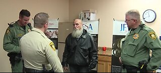 LVMPD homeless outreach program