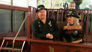 Brandon couple to say 'I do' aboard pirate ship during Gasparilla parade - Video