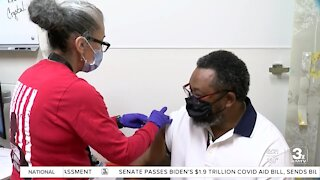 VA clinic going above and beyond getting veterans vaccinated