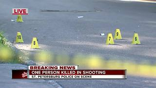19-year-old killed in shooting