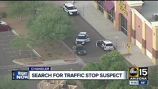 DPS searching for suspect in Chandler - Video