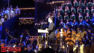 Chris Pratt Goes Off-Script at Disney Ceremony, Speaks God's Truth and Ends with 'Merry Christmas'