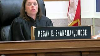 Judge Megan Shanahan removes self from Tensing trial - Video