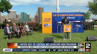United Way of Central MD launches new program - Video
