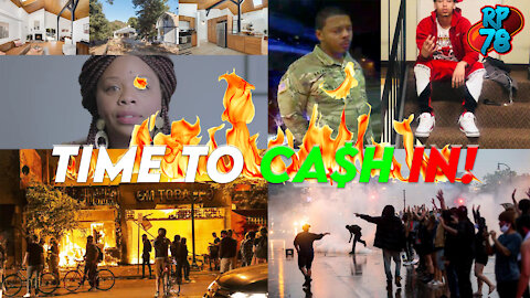 Media Lies Inflame Race Relations While BLM Founder Ca$h's In - BIGLY - RPN Short Ep. 2 4/12/21