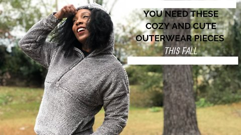 Fashion Film: You need these cozy and cute outerwear pieces this fall