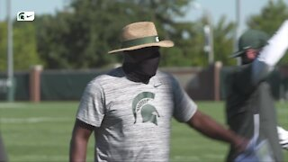 Mel Tucker explains what to expect from MSU ahead of Saturday's opener